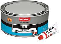 Шпатлевка Novol Fiber высокая механическая прочность