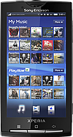 "Смартфон Sony Ericsson Xperia X10, дисплей 4"", камера 8.1 Mpx, GPS (A-GPS), 3G (UMTS), Android., фото 1"