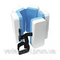 Пояс для аквааэробики и плавания PL-3354