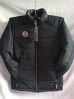 Мужская куртка весна/осень стойка оптом