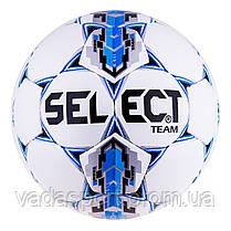 Мяч футзал Select Team Duxon Green/Sky/Black