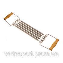 Эспандер плечевой металл  5 пружин CM-H111