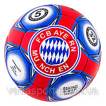Мяч футбол Grippy G-14 FC FL Bayer Red/Blue GR4-420FLB