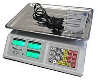 Торговые весы Domatec DT3209 до 50 кг