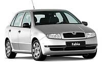 Накладки на панель Skoda Fabia (2000-2007)