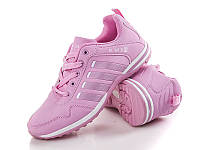 Подростковые кроссовки  для девочек оптом. B808-5 (8 пар,36-41)