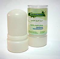 Кристалл Ecosunna 120 г  дезодорант натуральный