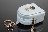 Брелок ключница на сумку рюкзак с сердечком, фото 7
