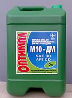 Моторное масло  для дизельных двигателей М-10ДМ 10л.