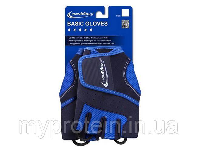 IronMaxx Перчатки Basic Gloves