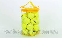 Мяч для большого тенниса (24шт) ODEAR 901-24