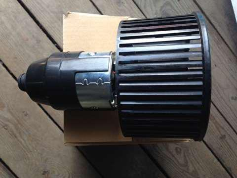 Моторчик печки Audi 100 (44, 44Q, C3) 443959101A 1315NU-1