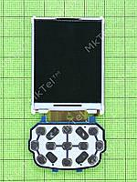 Дисплей Samsung S3030 Tobi с платой клавиатуры Оригинал элем.