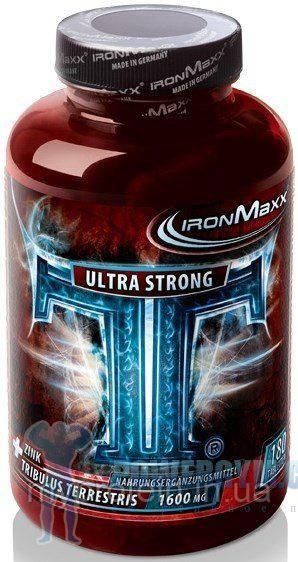 IronMaxx Повышение тестостерона TT Strong 180 tabs