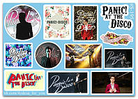Stickers Pack Panic At The Disco #195
