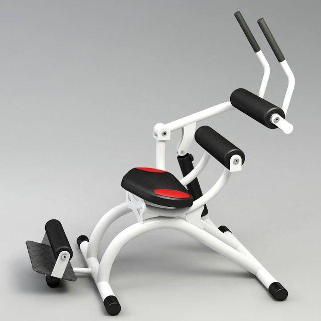 Тренажер для м'язів преса і спини GTS