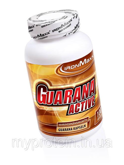 IronMaxx Гуарана Guarana Active100 caps