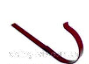 Держак для ринви металевий прямий Бриза 75 мм (Bryza)