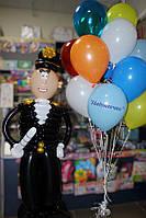 Поліцейський з повітряних кульок