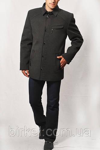 Пальто мужское зимнее