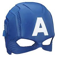 Маска Капитана Америка классическая