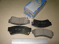 Колодка торм.Ford Fusion, Mazda 6, Atenza   (пр-во MK Kashiyama) D3146M