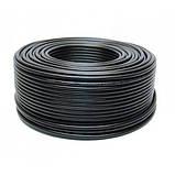 Абонентский коаксиальный кабель FinMark F660BVcu black 305м, фото 2