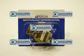 Переключатель света центральный 2401, 2410, 31029 (41) ГАЗ-31029 (41.3709000)