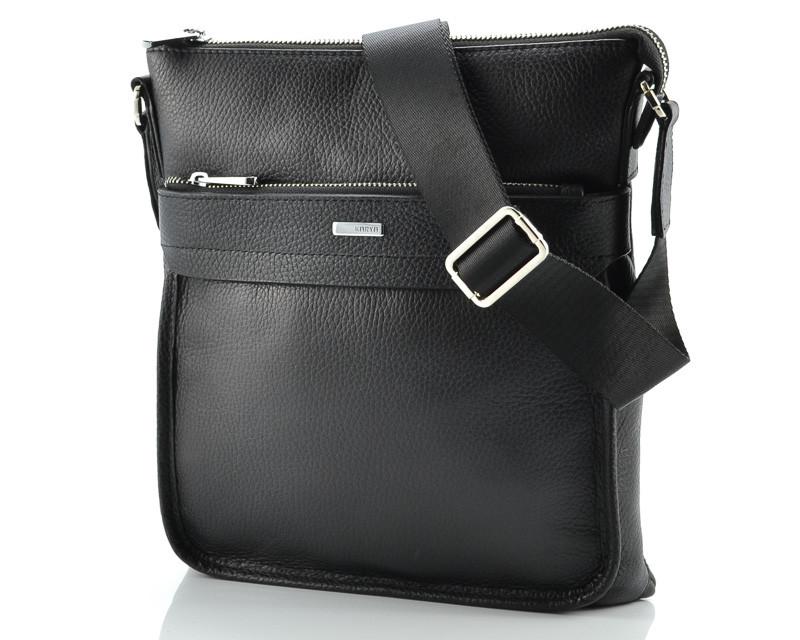 Кожаная мужская сумка Karya 0677-45 (Турция)