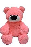 Плюшевая игрушка Медведь Алина Бублик 95 см розовый