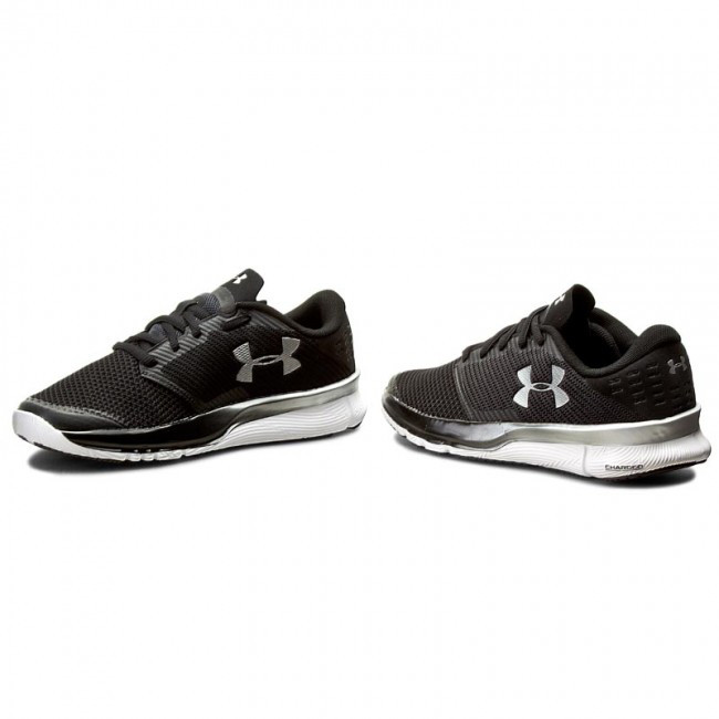 Кроссовки мужские Under Armour Charged Reckless Black