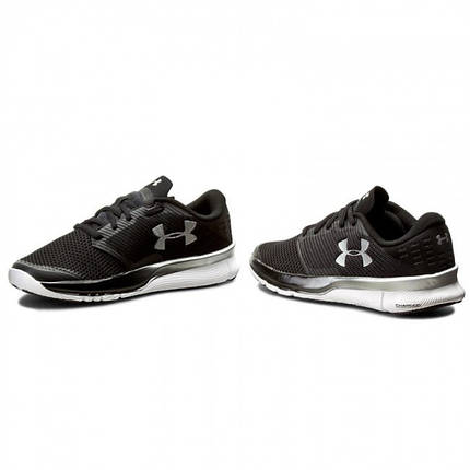 Кроссовки мужские Under Armour Charged Reckless Black, фото 2