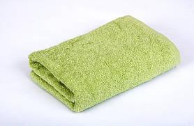 Полотенце махровое Lotus 40*70 оливковое