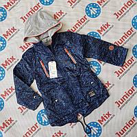 Детская весенняя куртка для мальчиков оптом GRACE