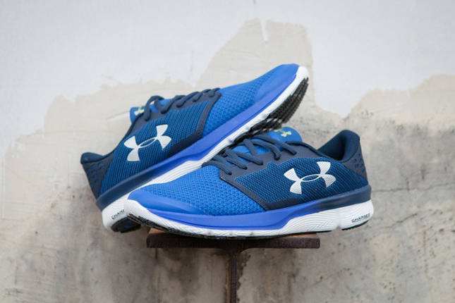 Кроссовки мужские Under Armour Charged Reckless Blue, фото 2