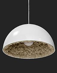 Люстры, светильники, торшеры,бра, декорированные стабилизированным мхом