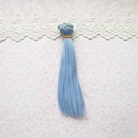Волосы для Кукол Трессы Прямые НИАГАРА 25 см