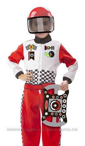 Детский карнавальный костюм Гонщик Melissa&Doug, фото 2