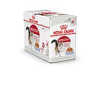 Royal Canin Instinctive (шматочки в желе) 85г*12шт корм для кішок старше 1 року, фото 1