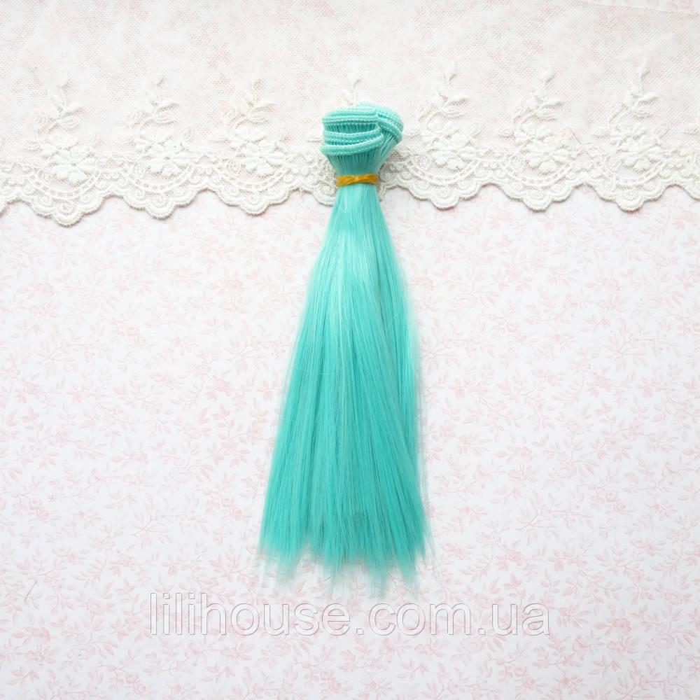 Волосы для кукол в трессах, тифани - 15 см