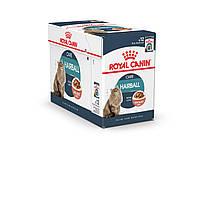 Royal Canin Hairball Care 85г*12шт-консервированный корм для котов вывод волосяных комочков , фото 1