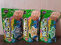 """Кинетический песок """"KidSand"""" в пакете 1 кг , DankO toys"""
