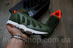 Мужские зеленые кроссовки Nike Air Max 96 | Люкс Реплика