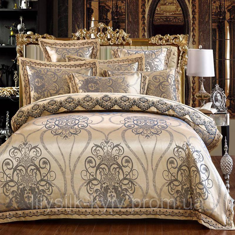 Натуральное шелковое постельное бельё