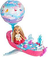 Набор Барби Челси и корабль Дримтопия Barbie