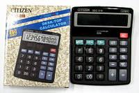 Электронный настольный калькулятор  CITIZEN 519
