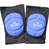 Наколенник волейбольный синий Zelart