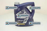 Масло MANNOL 10W40 4л Synt Defender (полусинтетика)  (10W40)