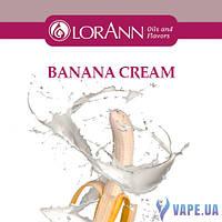 Ароматизатор LorAnn Banana Cream (Банановый крем) 10 мл.