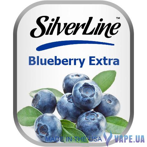 Ароматизатор Capella SilverLine Blueberry Extra (Спелая черника)